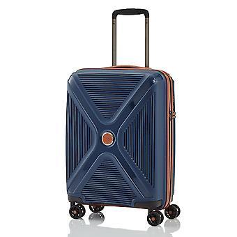 TITAN Paradoxx Handbagage Trolley S, 4 wielen, 55 cm, 40 L, blauw