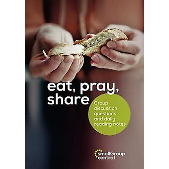 Eat - Pray - Share - Lent Booklet by Mick Brooks - 9781782592426 Book