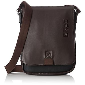 Bree Punch Casual 52 Anthra/d. Br Sh. Bag - Unisex Adult Grau Shoulder Bags (Anthra.) 6.5x26x21 cm (B x H T)
