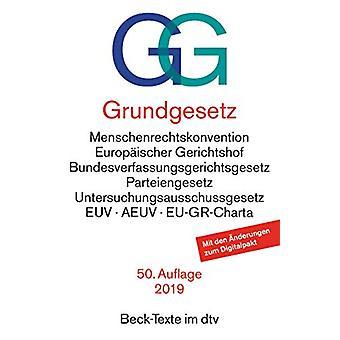 Grundgesetz by Various authors - 9783423050036 Book