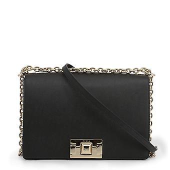 Woman leather across-body handbag f31255