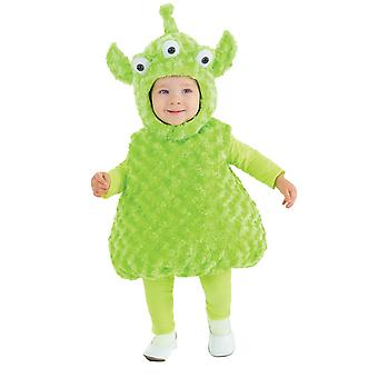 Alien Toddlers Costume