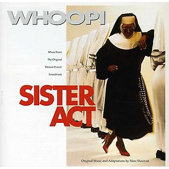 Various Artists - Sister Act [CD] USA import