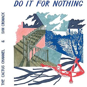 Cactus Channel / Cromack*Sam - Do It for Nothing [CD] USA import