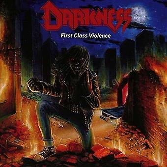 Darkness - First Class Violence [CD] USA import