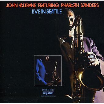 John Coltrane - Live in Seattle [CD] USA import