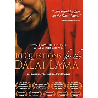 10 Questions for the Dalai Lama [DVD] USA import