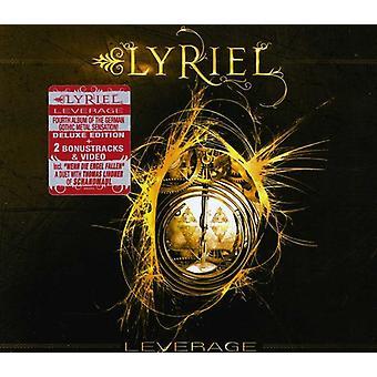 Lyriel - Leverage [CD] USA importeren