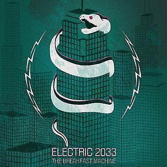 Breakfast Machine - Electric 2033 [CD] USA import
