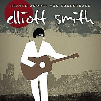 Elliott Smith - Heaven Adores You Soundtrack [CD] USA import
