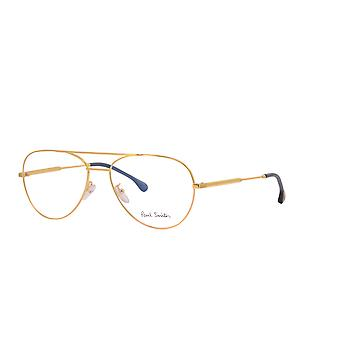 Paul Smith ANGUS PSOP006V2 02 Gold - Deep Navy Glasses