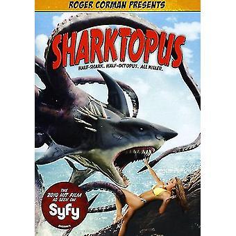 Sharktopus [DVD] USA import