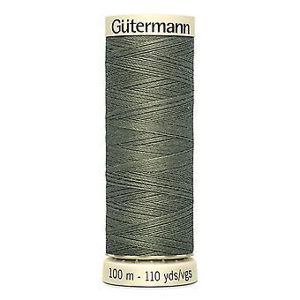 Gutermann Costura-tudo 100% Polyester Thread 100m Código de Cor da Mão e da Máquina - 824