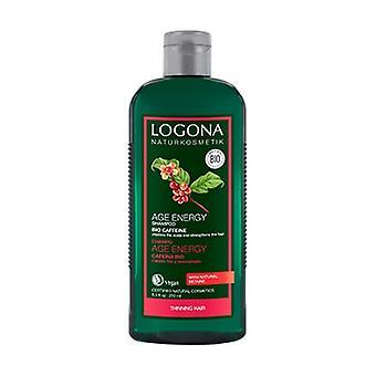 Shampoo Age energy Caffeine Bio 250 ml