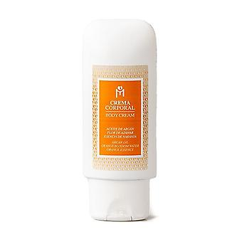 Body Cream with Argan Oil, Orange Blossom and Organic Orange 200 ml