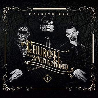 Church For The Malfunctioned [CD] USA import