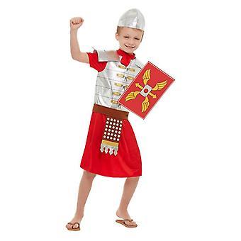 Boys Horrible Histories Traje de vestido de fantasía romana