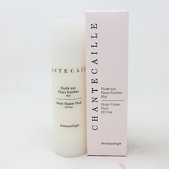 Chantecaille Water Flower Oil Free Moisturizer  1.7oz/50ml New With Box