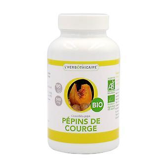 Pepijn squash olie biologisch 180 capsules van 500mg