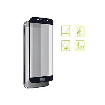 Film Tempered Glass Protector for Huawei P Smart KSIX Extreme 2.5D Black