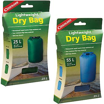 Coghlan's Lightweight Dry Bag, Tear Resistant w/ Roll Top Closure