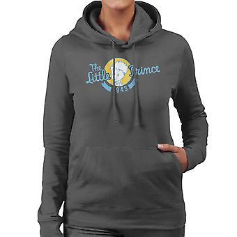 The Little Prince 1943 Logo Women's Hooded Sweatshirt