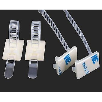 Adjustable Cable Clamps Wiring Accessories, Protection Screw