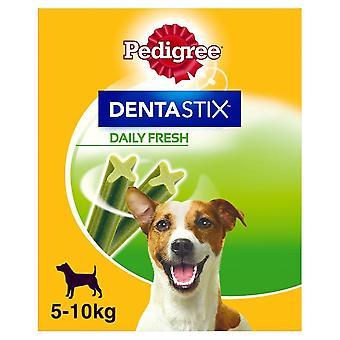 112 Pedigree Daily Dentastix Fresh Breath Dental Dog Treats Small Dog Chews