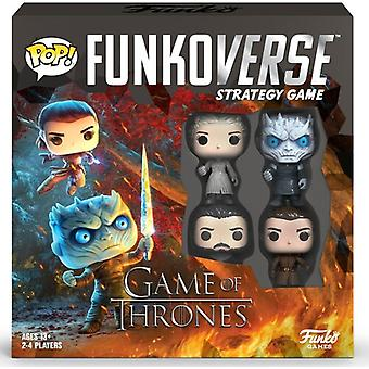 Game Of Thrones- 100 4pk USA import