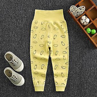 Pantaloni pentru copii de toamnă și primăvară, pantaloni lungi / Jambiere Haine din bumbac nou-născut