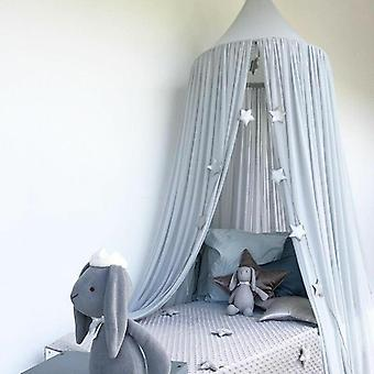 Kinderen's Tent Chiffon Mosquito Net, Home Decoration Cute Princess Room