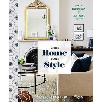 Your Home Your Style How to Find Your Look  Create Rooms You Love