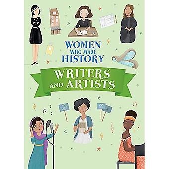 Schriftsteller und Künstler (Frauen, die Geschichte geschrieben haben)