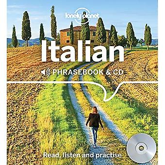 Lonely Planet Italian Phrasebook and CD (Phrasebook)