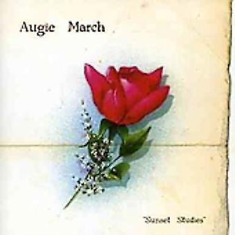 Augie mars - importation USA Sunset études [CD]