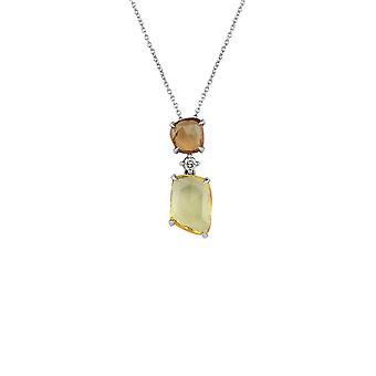 Einzigartige Diamant-Halskette
