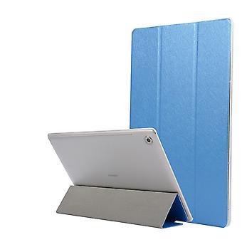 Kotelo Erittäin ohut foliokotelo Huawei MediaPad M5 8.4 Tummansininen