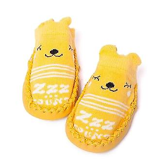 Infant First Walkers Cartoon Baby/toddler, Cotton Newborn Shoes, Soft Sole