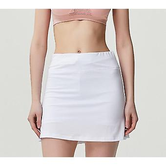 Women Tennis Skirts Badminton Golf Pleated High Waist Fitness Shorts With Phone