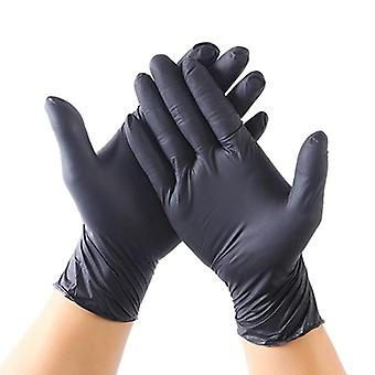 20 Disposable Nitrile Gloves For Food Use, Industrial, Hospital, Lab, Extra