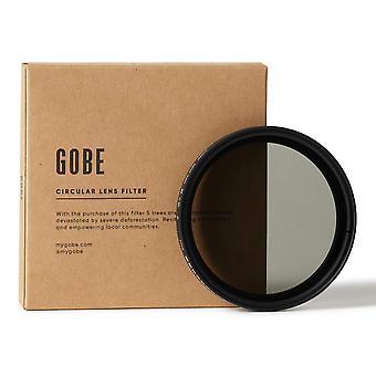 Gobe ndx 46mm variable nd lens filter (1peak)