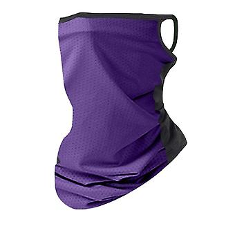 Summer Breathable Soft Magic Tube Wrap, Bandana Scarf, Neck Cover