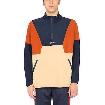 Fila 687923a717 Herren's Multicolor Polyester Sweatshirt