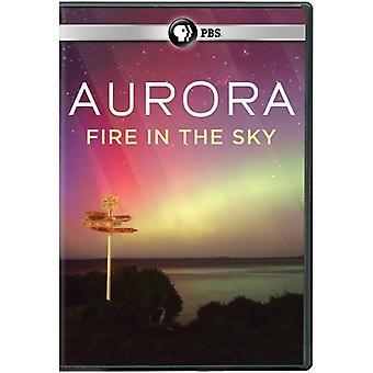 Aurora: Brand i himlen [DVD] USA import