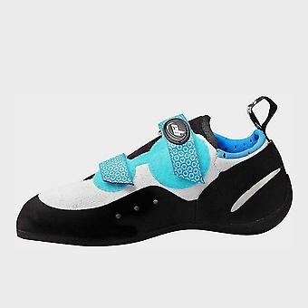 Eb Neo Kids' Climbing Shoes White/Blue