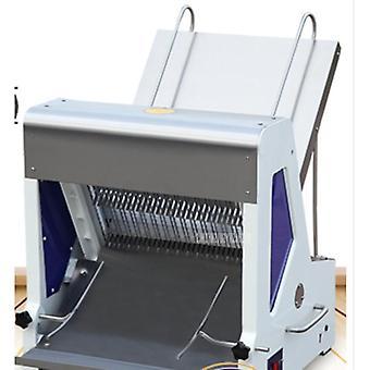 Automatic Electric 31 Slices Square Bread Slicer Machine