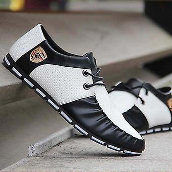 Sports Driving Shoes Men's Flat Non-slip Casual Italian Korean Version Of Men's