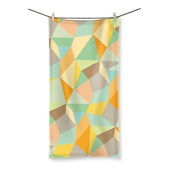 Pattern 49 beach towel