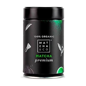 Premium seremoniallinen matcha teetä 80 g jauhetta