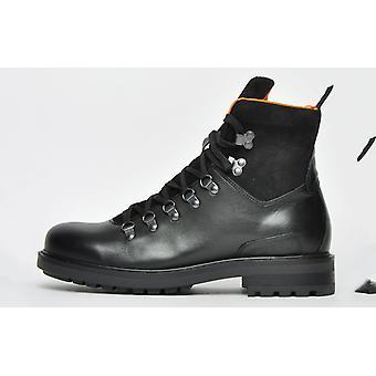 Frank Wright Edbury Exclusive SW1 Leather Black
